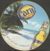 Beer coaster carib-3-oboje-small