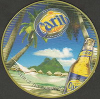 Beer coaster carib-4-oboje-small