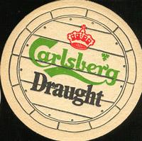 Beer coaster carlsberg-118-oboje