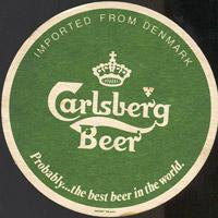 Pivní tácek carlsberg-121-oboje