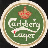 Pivní tácek carlsberg-131
