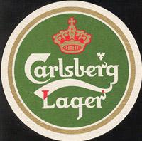 Pivní tácek carlsberg-132