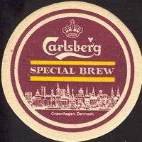 Pivní tácek carlsberg-140