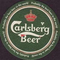 Pivní tácek carlsberg-155-small