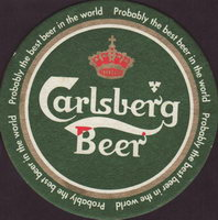 Pivní tácek carlsberg-158-small