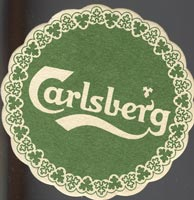 Pivní tácek carlsberg-16
