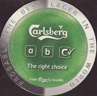 Pivní tácek carlsberg-172-zadek-small
