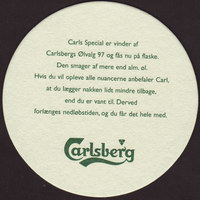Beer coaster carlsberg-268-zadek-small