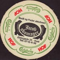 Beer coaster carlsberg-287-oboje-small