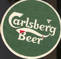 Pivní tácek carlsberg-4