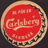 Beer coaster carlsberg-423-oboje-small