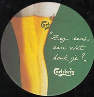 Pivní tácek carlsberg-44-zadek
