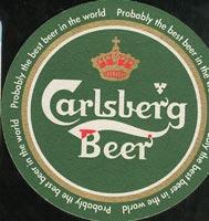 Pivní tácek carlsberg-44