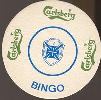 Pivní tácek carlsberg-49