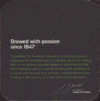 Beer coaster carlsberg-521-zadek