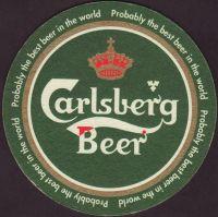 Pivní tácek carlsberg-551-small