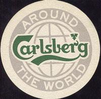 Pivní tácek carlsberg-57