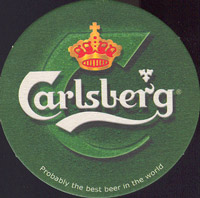 Pivní tácek carlsberg-78-oboje