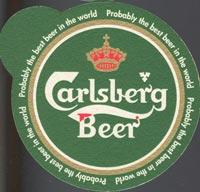 Pivní tácek carlsberg-8