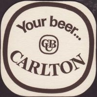 Beer coaster carlton-110-oboje-small
