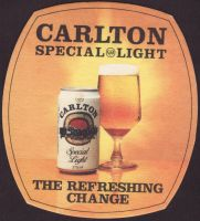 Beer coaster carlton-113-small