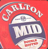 Beer coaster carlton-19