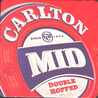 Beer coaster carlton-20