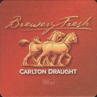 Beer coaster carlton-57-small