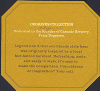 Beer coaster cascade-10-zadek
