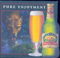 Beer coaster cascade-2-oboje