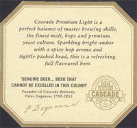 Beer coaster cascade-3-zadek