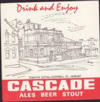 Pivní tácek cascade-63-small