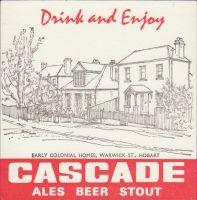 Pivní tácek cascade-64-small
