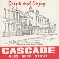 Pivní tácek cascade-67-small