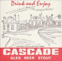 Pivní tácek cascade-71-small