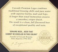 Pivní tácek cascade-8-zadek