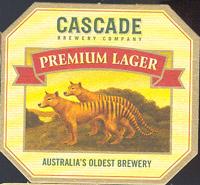 Pivní tácek cascade-8