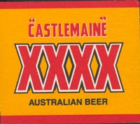 Beer coaster castlemaine-3-zadek