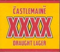 Pivní tácek castlemaine-4-zadek