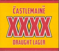 Beer coaster castlemaine-4-zadek