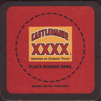 Beer coaster castlemaine-43-zadek-small