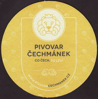 Beer coaster cechmanek-1-small