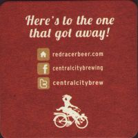 Beer coaster central-city-brewers-1-zadek