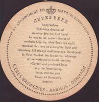 Pivní tácek ceres-25-zadek