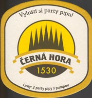 Beer coaster cerna-hora-14