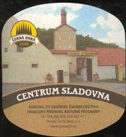 Beer coaster cerna-hora-15-zadek