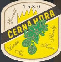 Beer coaster cerna-hora-3