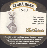 Beer coaster cerna-hora-32-zadek