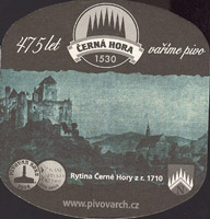 Beer coaster cerna-hora-33