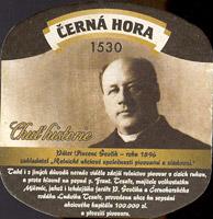 Beer coaster cerna-hora-36-zadek